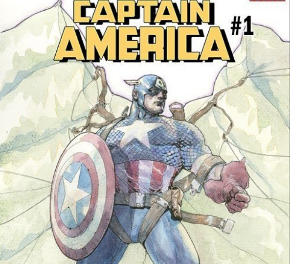 Marvel taps Pinoy comic artist to draw Captain America comic