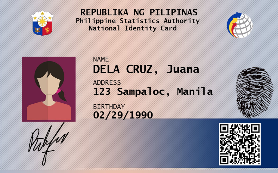 Filipinos to benefit from nat'l ID