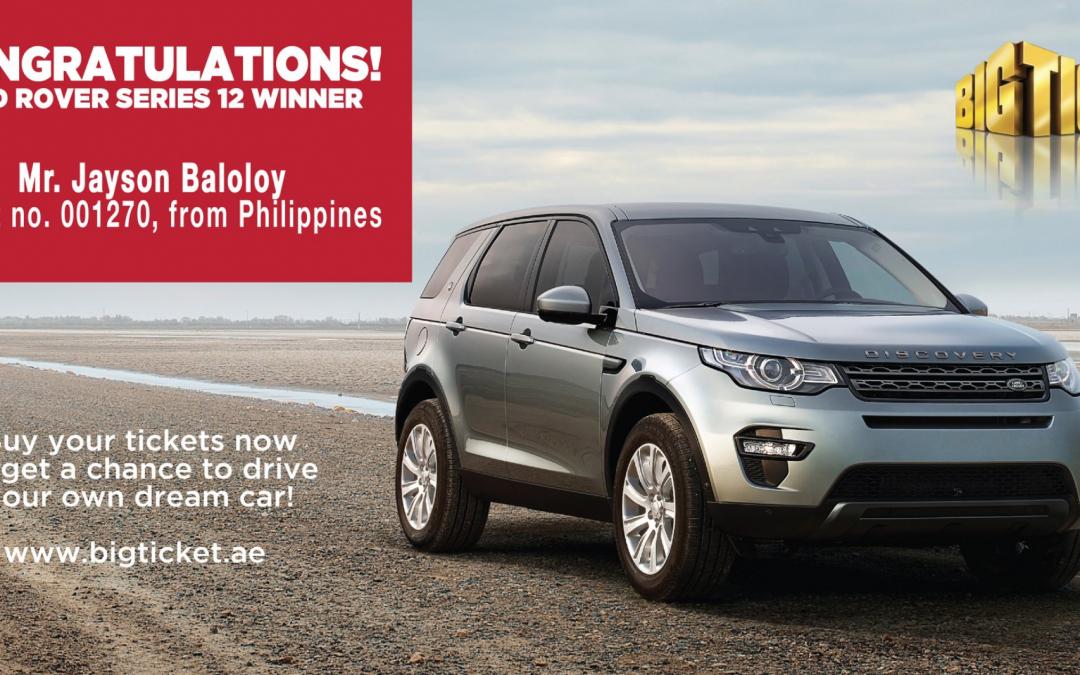 Pinoy expat wins luxury car in UAE raffle