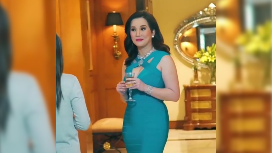 Kris lashes back at basher, says she may consider running for office