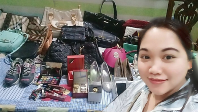 Photo of Employers gift Filipina with luxury items, financial aid