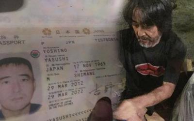 Homeless Japanese in Manila refuses to go home