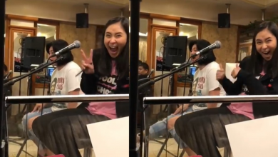 Photo of Netizens express nostalgia after video of Sarah 'fangirling' over Regine went viral