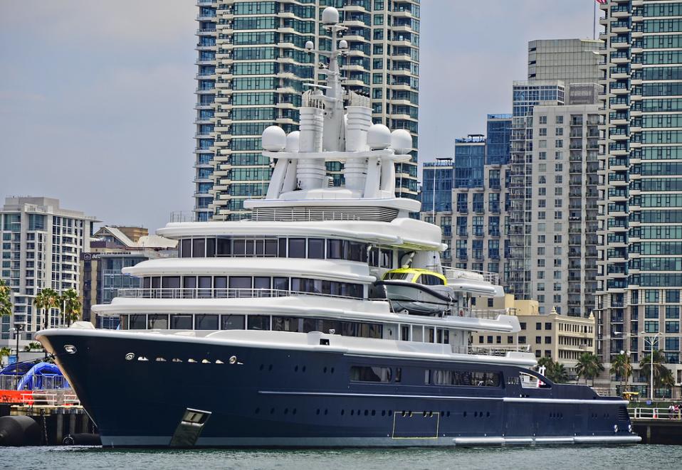Dubai court hears case of impounded $500 million yacht
