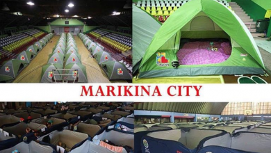 Photo of LOOK: LGUs step up evacuation, provide separate tents for residents