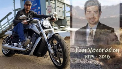 Photo of Ian Veneracion reacts to fake news about his death