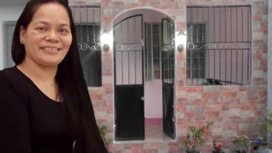 Photo of Pinay now owns a place she can call home after 3 years abroad