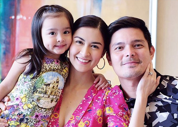 Kapuso Actress Marian Rivera Received Wonderful Gifts From Her Husband Dingdong Dantes And Daughter Zia During 34th Birthday Last August 12