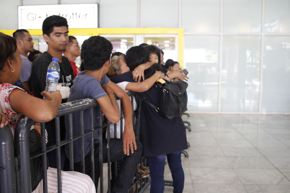 OWWA offers temporary shelter for OFWs from UAE