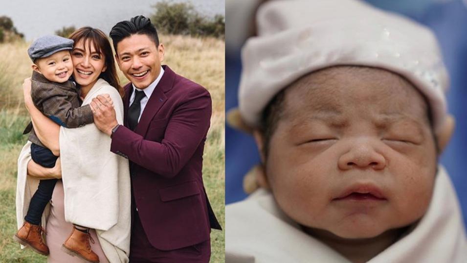 Iya Villania, Drew Arellano welcomes 2nd child