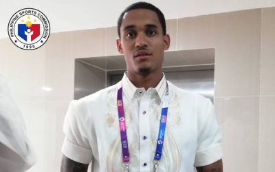 LOOK: NBA star Jordan Clarkson wears barong to represent PH in Asian Games opening