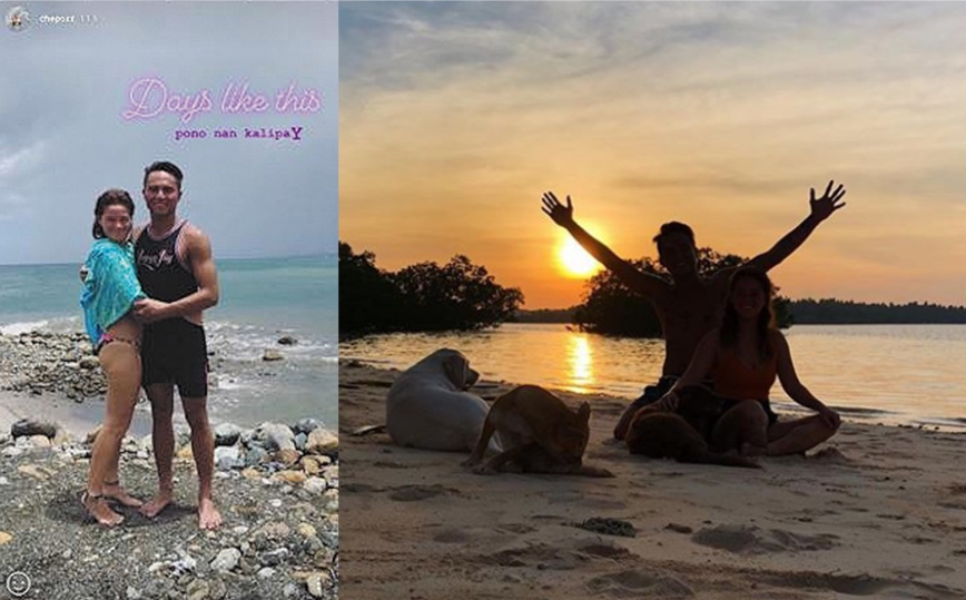 Is this Andi Eigenmann's new beau?