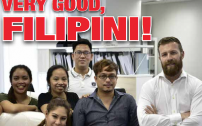 Very good, Filipini!