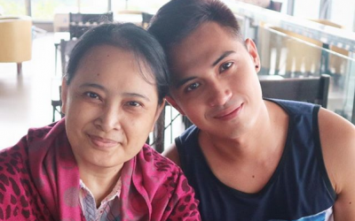 Marlo Mortel shares last moments with his mother