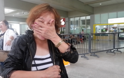 EXCLUSIVE: OFW in UAE for 28 years returns home