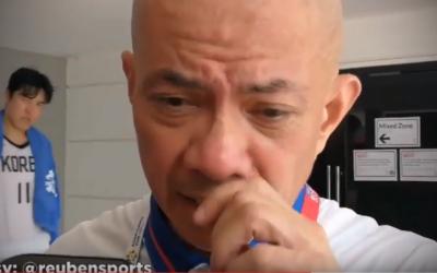 Gilas coach Yeng Guiao blames himself for PH loss in Asian Games