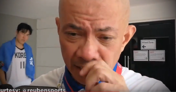 Gilas coach Yeng Guiao blames himself for PH loss in Asian Games