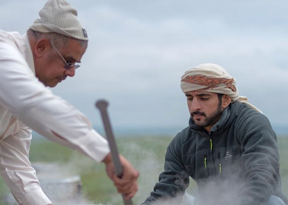 LOOK: Sheikh Hamdan's summer escapade in Mongolia