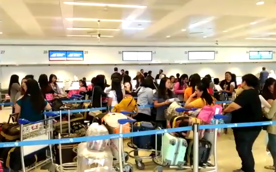 DOLE intensifies drive to fight illegal recruitment of OFWs
