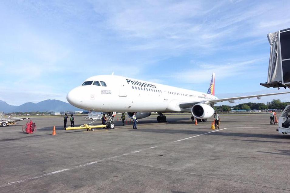 Bird strike stops Manila-bound plane