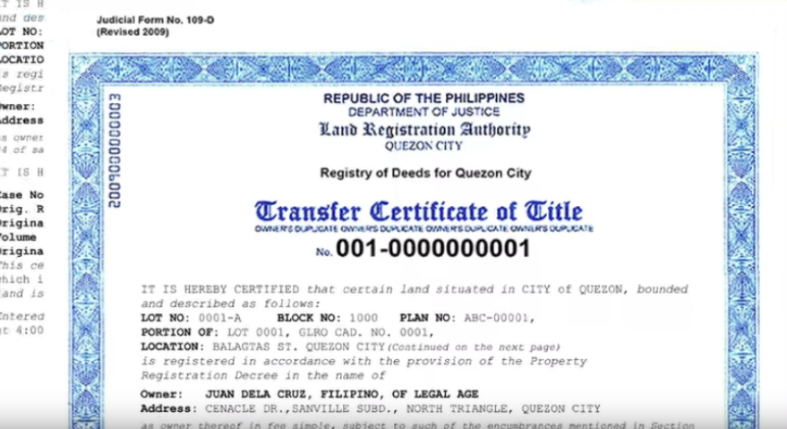 OFWs in UAE urged to have land titles digitized