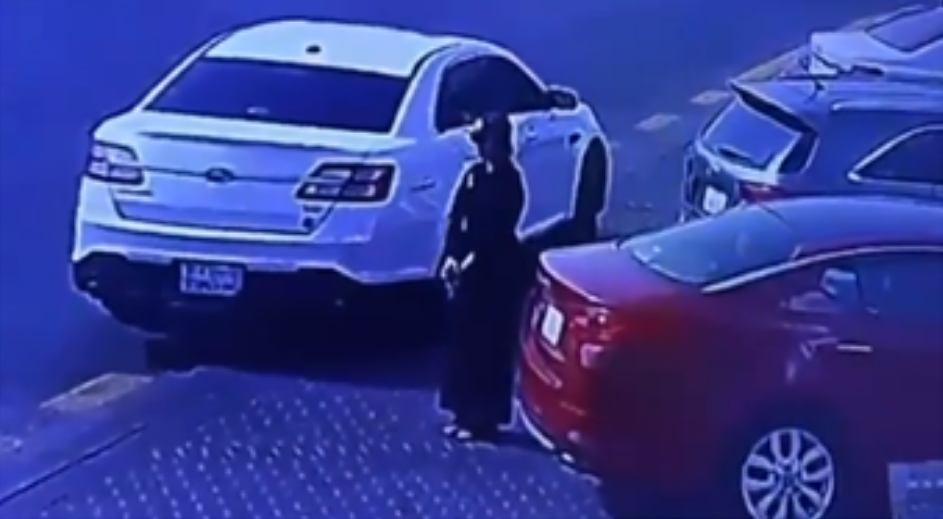 LOOK: First woman to steal a car in Saudi Arabia