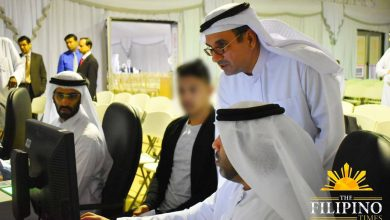 Photo of Consul General Cortes urges overstaying OFWs in UAE to avail amnesty in its final month