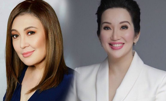 Sharon Cuneta holds block screening for Kris Aquino's new movie