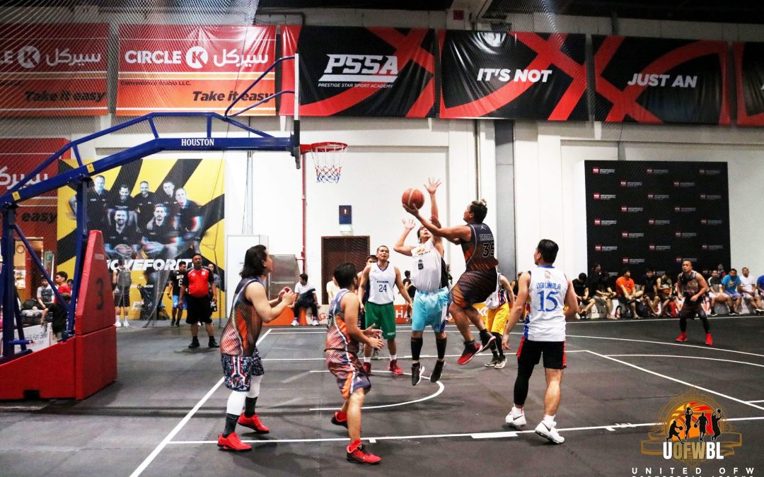 DXB Avengers comes from behind, beats Team Unknown, 48-45