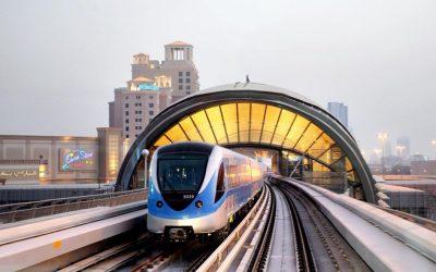 103 million riders used Dubai Metro on first half of 2018