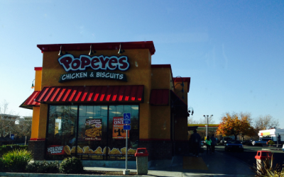 Popeyes returns to the PH after a decade