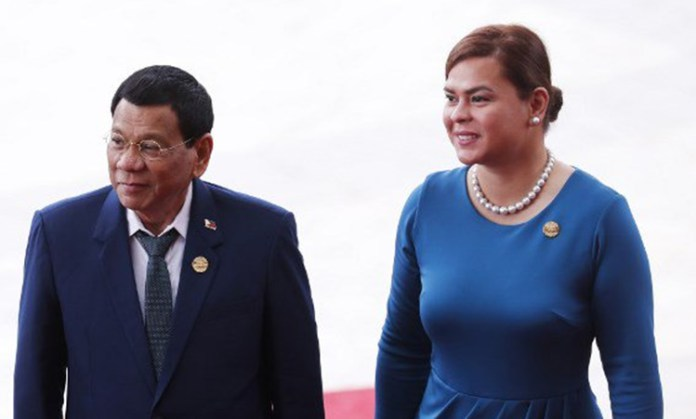 Sara Duterte wants Davao City exempted from Martial Law