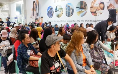 Another batch of OFWs from Dubai returns to Manila today