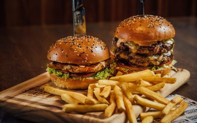 Free burgers in Dubai this October
