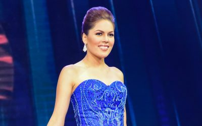 KC Concepcion's half-sister tries her luck in Miss Universe Sweden pageant