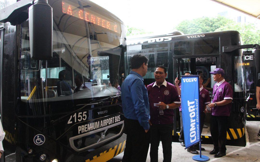 NAIA-Pasig-NAIA P2P bus operations to start tomorrow