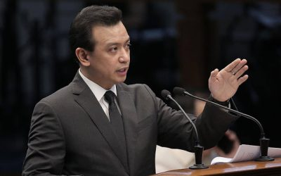 Court rejects DOJ petition to arrest Trillanes