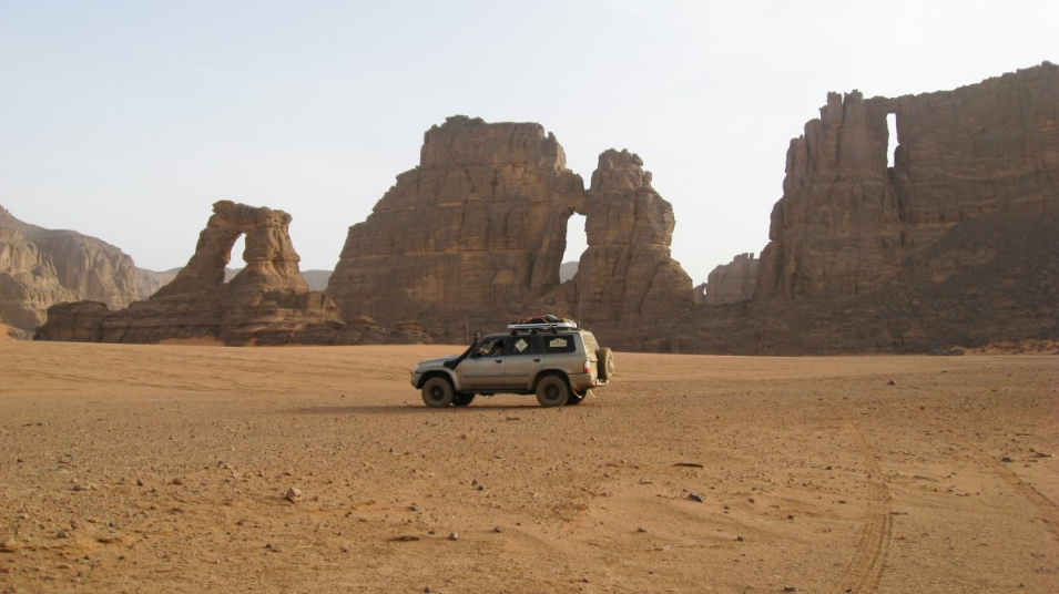 Desert driving license launched in the UAE