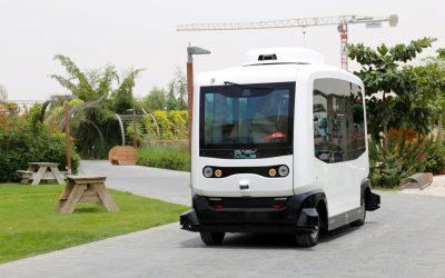 LOOK: Driverless vehicle tested in Dubai