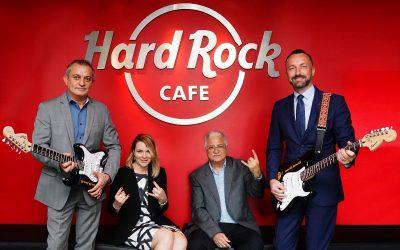 Hard Rock Cafe to open in Dubai International Airport