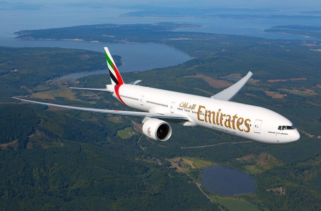 Emirates hailed as world's best airline