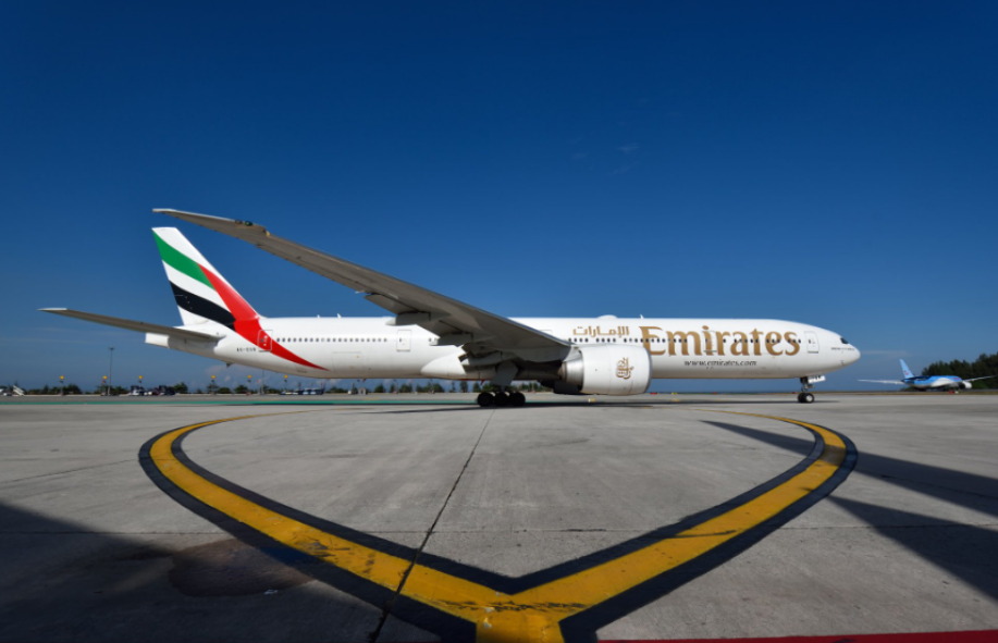 Emirates hailed with best air entertainment system award
