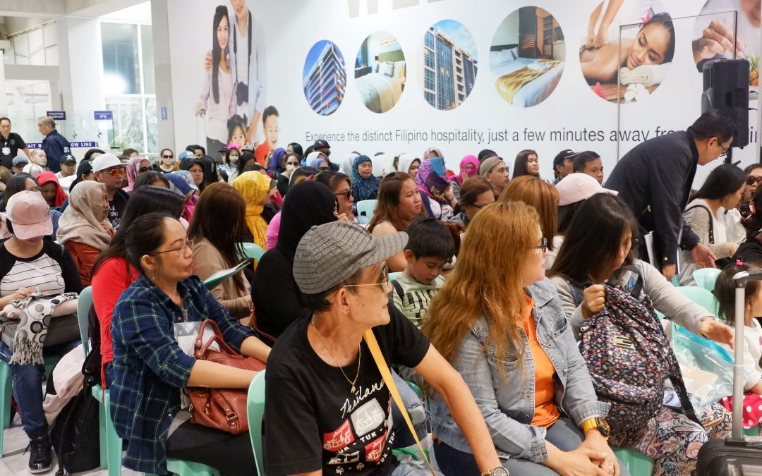 86 OFWs from UAE arrive home after amnesty extension