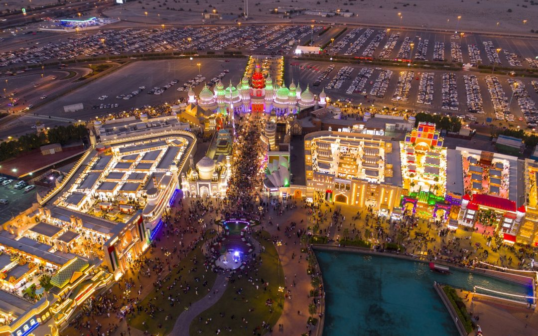 Global Village becomes world's first entertainment destination with British Safety Council's five-star grading