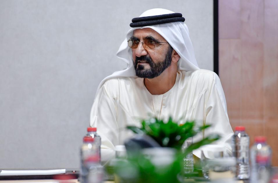 HH Sheikh Mohammed bin Rashid promotes Dubai Civil Defense employees