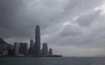 5 OFWs, 32 Pinoy tourists rescued in Hong Kong during Typhoon Mangkhut