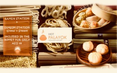 Hot Palayok infuses more Pan Asian offerings with Ramen and Dimsum Station