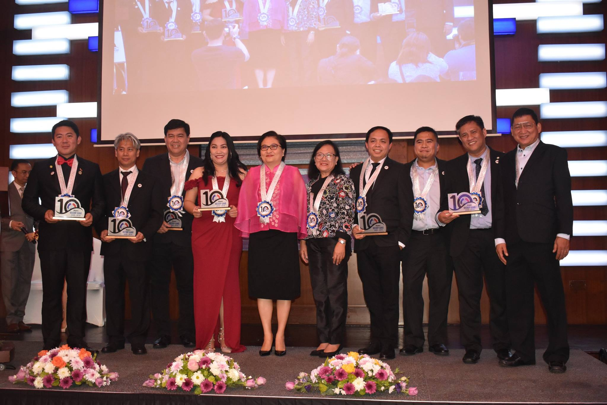 IECEP-UAE celebrates 10 years of continuous service for Filipino Electronics Engineers in the UAE