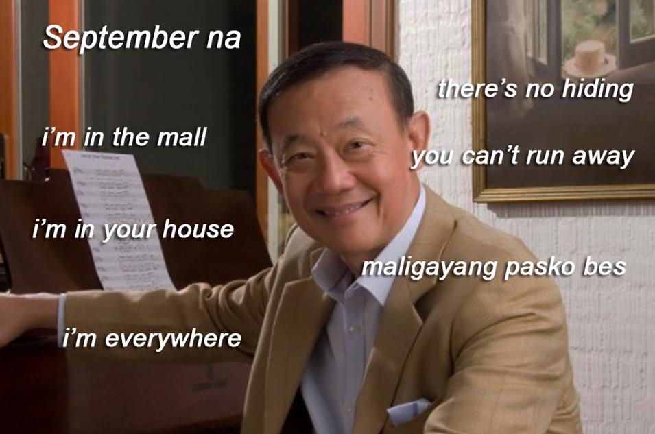 Jose Mari Chan memes flood netizens on the first few days of ...