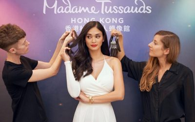 Pia Wurtzbach becomes first Filipino to have wax figure in Madame Tussauds HK